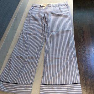 Women's J Crew Pajama PJ bottoms NWOT size XS